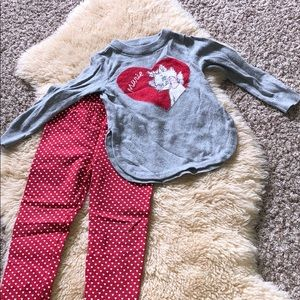 Baby gap Disney outfit